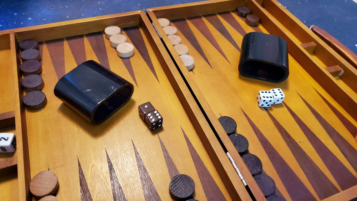 Long Backgammon