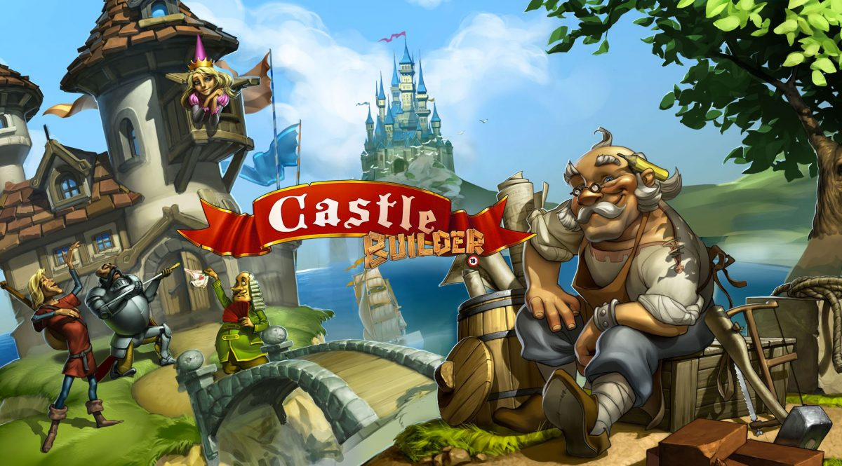 Slot Castle Builder Online